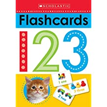 Flashcards: 123 (Scholastic Early Learners)