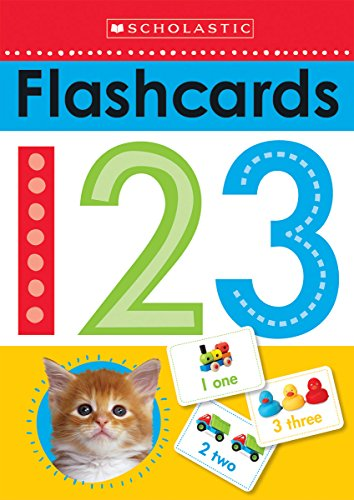 flashcards-123-scholastic-early-learners