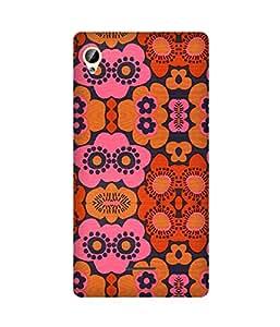 Pink And Orange Intex Aqua Power Plus Case