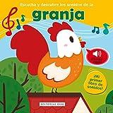 Escucha y descubre los sonidos de la granja (Sonidos para descubrir)