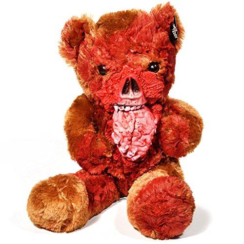 l XXL die Halloween Teddybär Undead-Teds Evolution für alle Splatter & Horror Fans; verspeist Gehirn ()