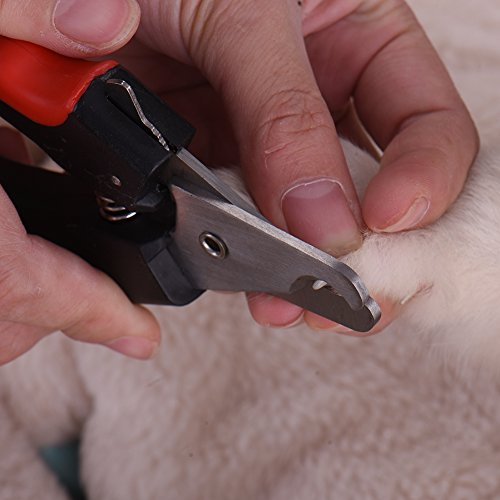 Hunde/Katze Krallenschere Krallenzange Nagelschere LianLe (S) - 4