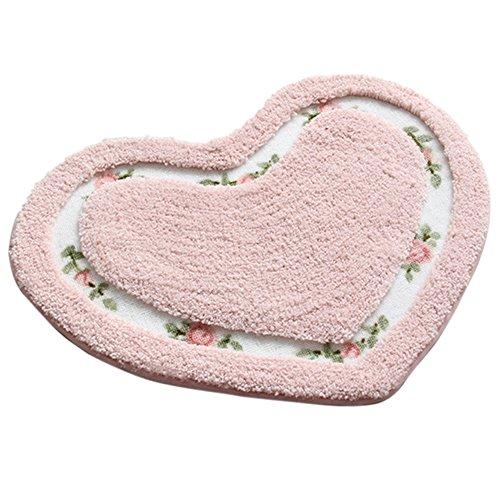 1-stuck-sweet-heart-vorne-fussmatte-retro-boden-floral-rose-kuche-teppich-mats-pad-home-wolle-rose-4