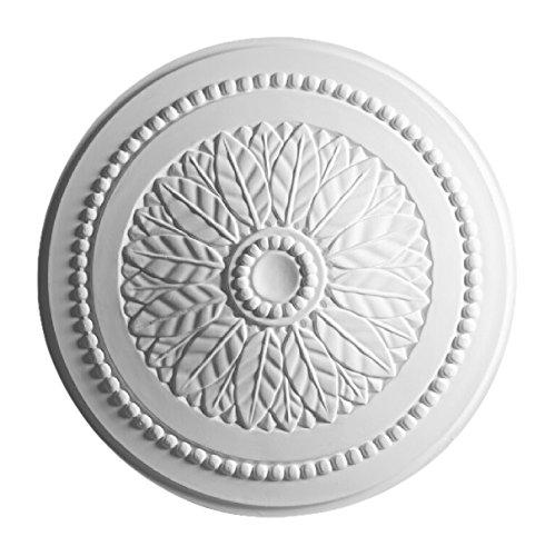 HOMESTAR Stuckrosette / Deckenrosette Gracia, Durchmesser 34 cm, 25265