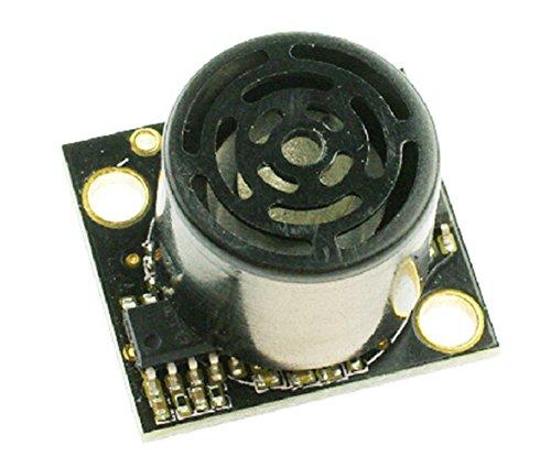 HRLV - Maxsonar - EZ (MB1013)/No Sensor Dead Zone/Calibrated Beam Patterns/St... -