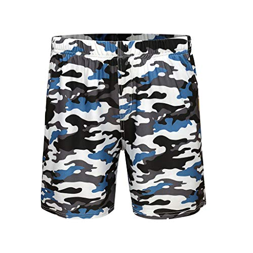 herren badehosen sommer badeshorts atmungsaktive badehose hosen camouflage swimwear briefs shorts boxer unterwäsche low waist slip strand trainingshose hose slim fit basic stretch für männer -