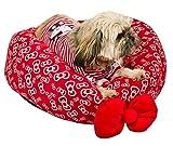 Hello Kitty Bowtastic para Perro/Gato Cama