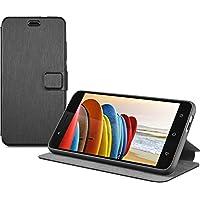 Gigaset–Funda de Protección para Smartphone gs370/gs370Plus negro