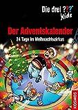 Die drei ??? Kids, Der Adventskalender: 24 Tage im Weihnachtszirkus Extra: Stickerbogen