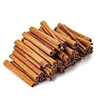Byher Cinnamon Craft Sticks for DIY Crafts and Projects - Wreath, Christmas Ornaments (8OZ)