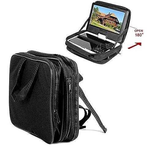 Rayinblue Car Headrest Mount Strap Case Bag For 7