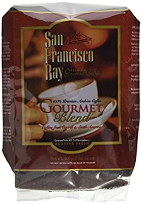 San Francisco Bay Gourmet Blend Ground Coffee 908 g by San Francisco Bay