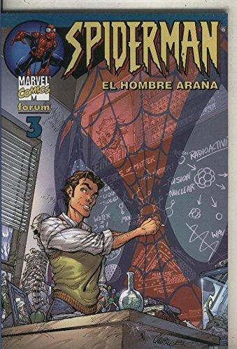 Spiderman el hombre araña numero 03