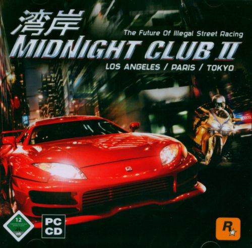 Midnight Club II (Pc Club Midnight)