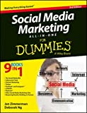 Social Media Marketing All-in-One For Dummies, 3ed