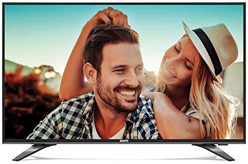 Sanyo 108.2 cm (43 inches) NXT Full HD IPS LED TV XT-43S7200F (Metallic)