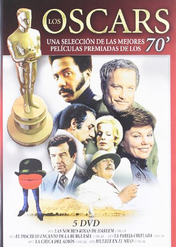 The Oscars 70' Collection [5 DVDs] [Spanien Import]