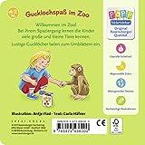 Mein Zoo Gucklochbuch - Carla Häfner