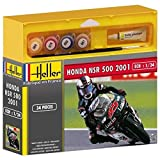 Heller - 50924 - Maquette - Honda NSR 500 West - Echelle 1:24