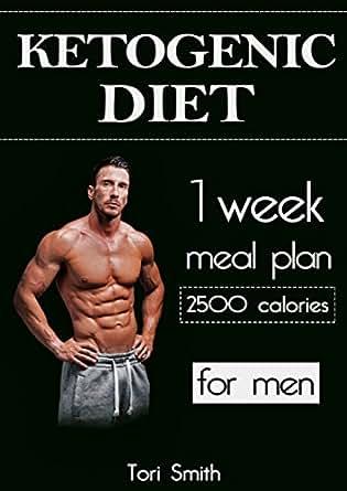 Ketogenic Diet: 1 week meal plan 2500 calories for men ...