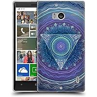 Ufficiale Brenda Erickson Terzo Occhio Chakra Cover Morbida In Gel Per Nokia Lumia Icon / 929 / 930
