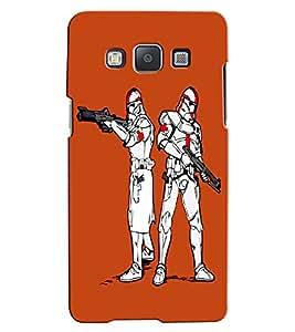 Citydreamz Gun\Fight\Game Hard Polycarbonate Designer Back Case Cover For Samsung Galaxy Grand Max G7202