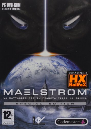 Maelstrom Steel Box