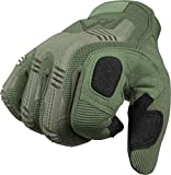 Tactical Paintballhandschuhe Army Gloves Specialist Farbe Oliv Größe M - 2