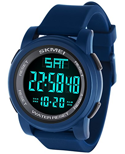 Buy Cheap Sports Watches Men Pedometer Calories Digital Watch Women Altimeter Barometer Compass Thermometer Weather Reloj Hombre Skmei Soft And Light Watches Men's Watches