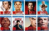 Dexter - Season/Staffel 1-8 deutsch im Set - Deutsche Originalware [34 Blu-rays]