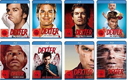 Staffel 1-8 [Blu-ray]