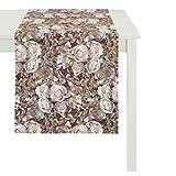 APELT 3308 _48x140_Fb. 20 Tischläufer, Baumwolle, beige, 48 x 140 x 0.5 cm