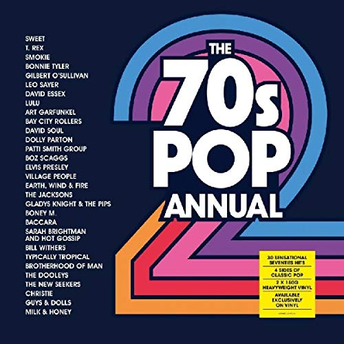 70\'S Pop Annual 2 [Vinyl LP]