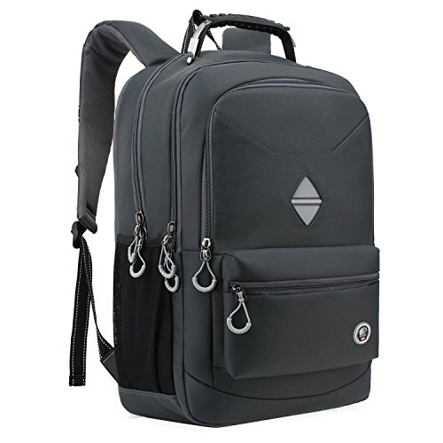 Laptop Rucksack 18,4 Zoll Reisen Rucksack Wasserdicht Reisen Rucksackschutz-Kit für Dell / HP / Lenovo / MacBook / Acer / Herren / Damen 15 - 17.3 Zoll Laptop , grey