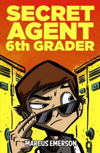Secret Agent 6th Grader