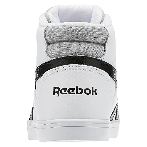Reebok - Royal Kewtee Ml, Scarpe sportive Donna Bianco (Blanco (White / Black))