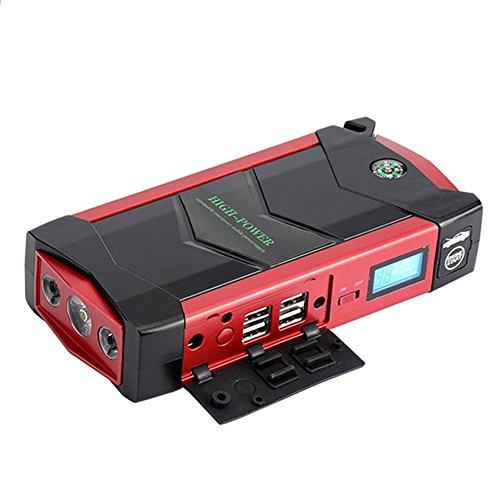 Preisvergleich Produktbild HCCX 600A Peak Port Discharge Auto Starthilfe,  18000 Mah Telefon Energienbank Multifunktions 12 V Auto Ladegerät Pack Booster