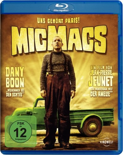 Bild von Micmacs - uns gehört Paris! [Blu-ray]