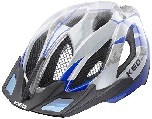 KED Fahrradhelm Spiri Two K-Star, Blue, M, 16392004M (Star Bike Blue Shop)