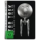Star Trek - Three Movie Collection - Steelbook [Blu-ray]