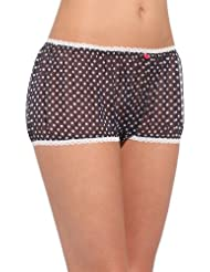 Fifi Chachnil Bloomer - Shorty - Bloomer - À Pois - Soie - Femme