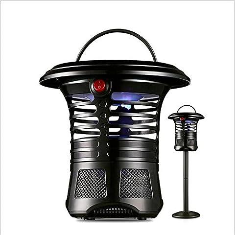 Lampe anti-moustique sans rayonnement ménager Inhalation Muffler à moustique à LED Mosquito à forte aspiration