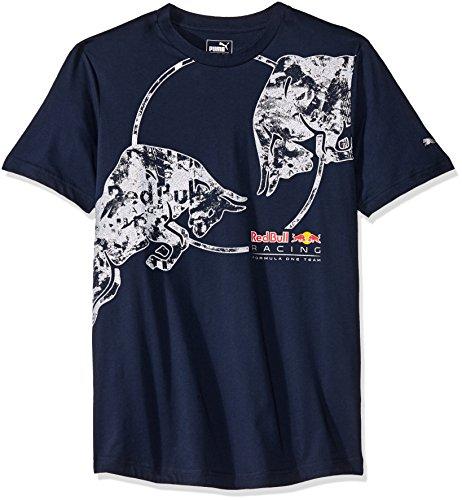 Tee Shirt Red Bull Racing Graph Total Eclipse - Puma