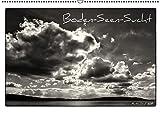 Boden-Seen-Sucht (Wandkalender 2017 DIN A2 quer): Der Bodensee und der angrenzende Rhein in zeitlosen Schwarz-Weiß-Fotos (Monatskalender, 14 Seiten) (CALVENDO Kunst)