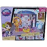 Littlest Pet Shop - El parque de la diversión, casa de muñecas (Hasbro B0249EU4)