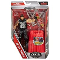 WWE serie Elite 47 Action Figure - Kevin Owens W/ Rosso Universale Campionato Cintura - Nuovissime in scatola