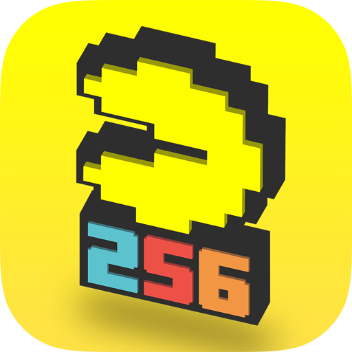 pac man 256 endless arcade maze amazon co uk appstore for android
