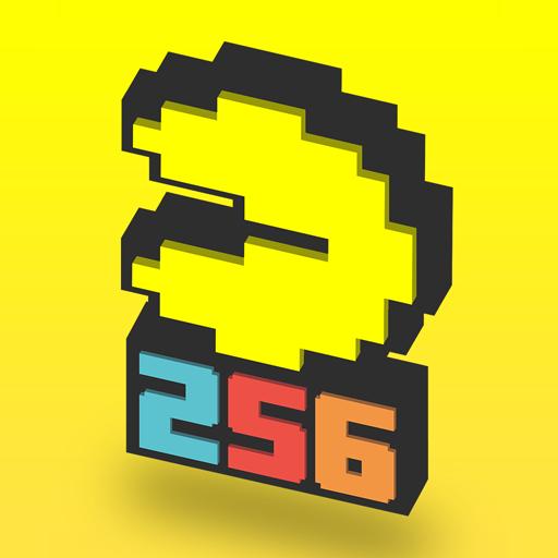 PAC-MAN 256 - Endless Arcade Maze -