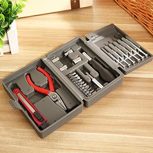 Preisvergleich Produktbild 24 stücke Precison Tools Heimwerker Tool Kits Hardware Multifunktions-Hardware-Tools Musikinstrumente & DJ