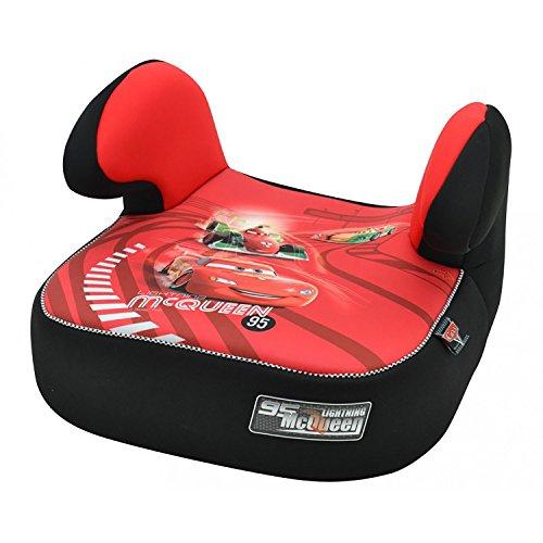 Mycarsit Rehausseur Disney, Groupe 2/3 (de 15 à 36 kg), Motif Cars